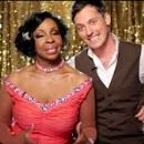 Tristan MacManus and Gladys Knight