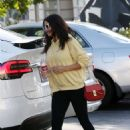 Jenna Dewan in Leggings – Out in Encino
