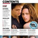 Robert Pattinson, Kristen Stewart - Cineplex Magazine Pictorial [Canada] (November 2011)