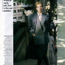 Rachel Hunter - Vogue Magazine Pictorial [Australia] (February 1987)