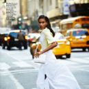 Arlenis Sosa for Lucky Magazine