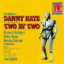 DANNY KAYE IN THE 1970 MUSICAL ''TWO BY TWO''
