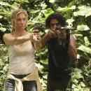 Elizabeth Mitchell and Naveen Andrews - Lost Season 4 Press Stills - 454 x 609