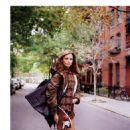 Almudena Fernandez YO DONA Magazine Pictorial 6 November 2010 Spain - 454 x 584