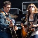 Doyle Bramhall II and Sheryl Crow