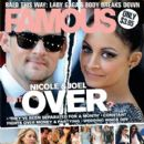Joel Madden, Nicole Richie - Famous Magazine Cover [Australia] (27 March 2011)