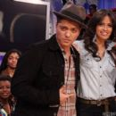 Bruno Mars and Rocsi