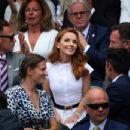 Geri Halliwell – Wimbledon Tennis Championships 2019 in London - 454 x 348