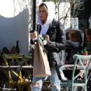 Ashley Tisdale – Grabs lunch in Los Angeles