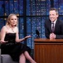 Kristen Bell – On 'Late Night with Seth Meyers' in New York City (January 2020).