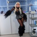 Lady Gaga – Haus Laboratories launch at Barker Hangar in Santa Monica - 454 x 454