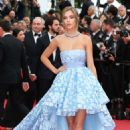 Josephine Skriver – 'Sorry Angel' Premiere at 2018 Cannes Film Festival - 454 x 681