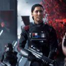 Janina Gavankar as Iden Versio in Star Wars: Battlefront II - 454 x 340