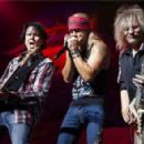 Poison live at Bell Centre, Montreal on July 16, 2012