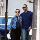 Scarlett Johansson Out In Paris