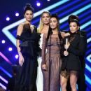 Kendall Jenner and The Kardashians – People's Choice Awards 2018 in Santa Monica