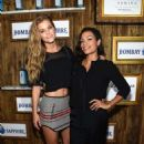 Nina Agdal 5th Annual Bombay Sapphire Artisan Series Finale In Miami