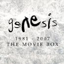 Genesis - The Movie Box 1981 - 2007