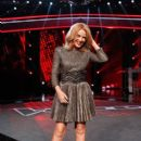 Kylie Minogue wears Blumarine - The Voice Australia Final Five