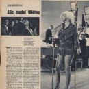 Jayne Mansfield - Se Magazine Pictorial [Sweden] (24 October 1963) - 454 x 497