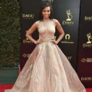 Mishael Morgan – 2018 Daytime Emmy Awards in Pasadena - 454 x 662
