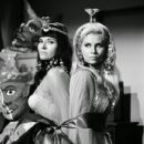 Lee Meriwether (Cleopatra) / Grace Lee Whitney (Neila) - 454 x 370