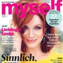 Christina Hendricks - Myself Magazine Cover [Germany] (September 2013)