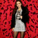 Victoria Justice– Alice + Olivia By Stacey Bendet - Arrivals - February 2019 - New York Fashion Week: The Shows - 454 x 690
