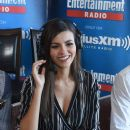 Victoria Justice- SiriusXM's Entertainment Weekly Radio Channel Broadcasts From Comic-Con 2016 - Day 1 - 385 x 600