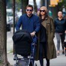 Bradley Cooper and Irina Shayk in New York City - 454 x 549