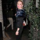 Tara Reid – Arrives at Madeo Restaurant in Beverly Hills