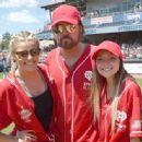 Lauren Alaina – 27th Annual City of Hope celebrity softball game in Nashville - 454 x 336