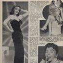 Elaine Stewart - De Lach Magazine Pictorial [Netherlands] (8 July 1955)