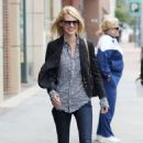 January Jones Out Shopping In Beverly Hills - May 18, 2010