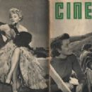 Elena Varzi - Cinema Magazine Cover [Italy] (15 March 1951)