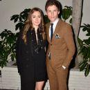Eddie Redmayne and Hannah Bagshawe - 390 x 594