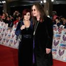 Sharon Osbourne and Ozzy Osbourne attend the Pride Of Britain Awards at Grosvenor House, on October 30, 2017 in London, England - 400 x 600