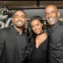 Kyrie Irving, Asia Irving, Drederick Irving