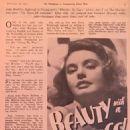 Jean Heather - The Photoplayer Magazine Pictorial [Australia] (10 November 1945) - 454 x 606