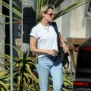 Kristen Stewart – In Denim Out in Los Angeles