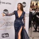 Catherine Zeta-Jones at The 25th Annual Screen Actors Guild Awards (2019) - 421 x 600