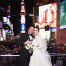 Keven Undergaro and Maria Menounos- Wedding Live From Times Square