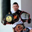 Slovak male karateka