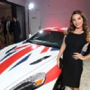 Kelly Brook Great British Film Reception In West Hollywood