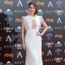 Natalia Sanchez- Goya Cinema Awards 2017 - Red Carpet - 399 x 600