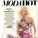Emilia Komarnicka - Hot Moda & Shopping Magazine Pictorial [Poland] (April 2014)