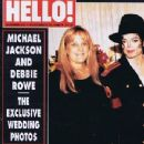 Michael Jackson - Hello! Magazine Cover [United Kingdom] (30 November 1996)
