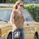 Emma Roberts' Day of Sheer Pampering
