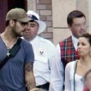 Eva Longoria Parker and Eduardo Cruz