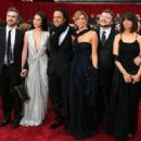 Alfonso Cuaron and Annalisa Bugliani 79th Annual Academy Awards held at the Kodak Theatre on February 25, 2007